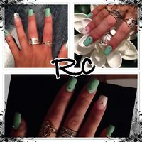 Pose ongles 25$!!!!