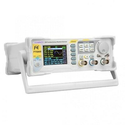 Fy6900 Digital Dds Vco Signal Generator Sine Wave 2.4in Tft Frequency Meter Us