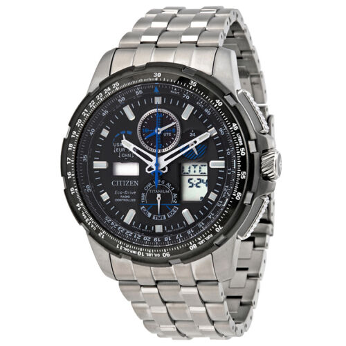 $400.00 - Citizen Promaster Skyhawk A-T Mens Limited Edition Titanium Watch JY8068-56E