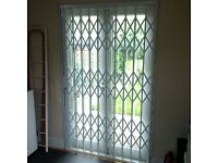 WINDOW SECURITY GRILLES - CALL / TEXT 07812153554 FOR FREE QUOTE - STEEL BARS, GATES, SHUTTERS