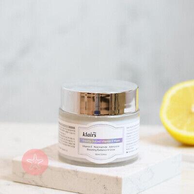 KLAIRS Freshly Juiced Vitamin E Mask - 90ml Cruelty-Free & Vegan *UK Seller*