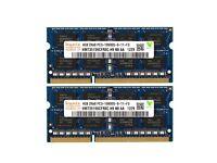 Laptop Memory Upgrade - 8 GB - DDR3 RAM - Brand New