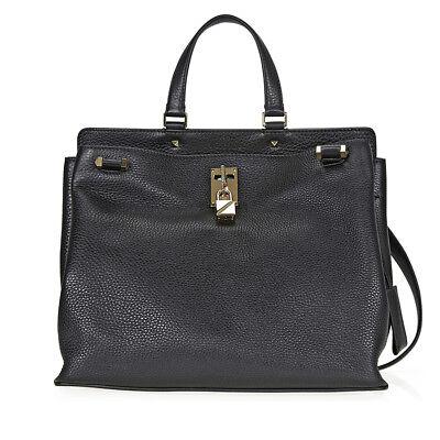 Valentino Joylock Medium Shoulder Bag - Black