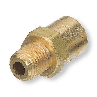 58-18 Rh X 14 Male Pipe Mig Welding Gas Fitting Argon Inert Gas Aw-15a