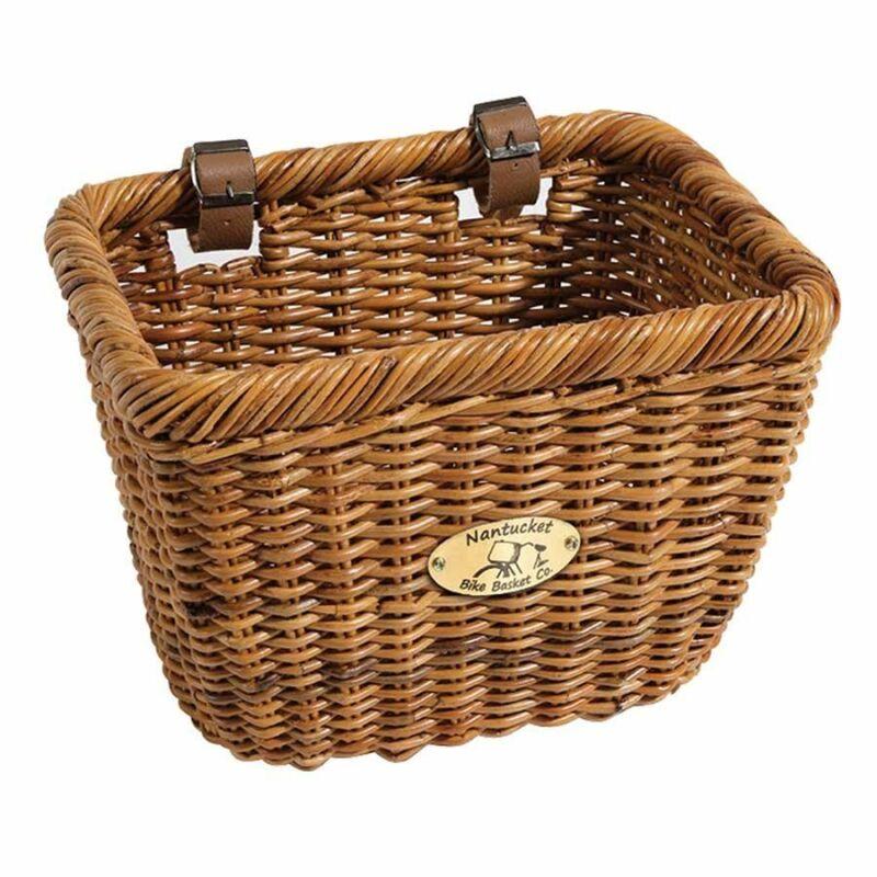 Nantucket Cisco Rectangular Basket 13