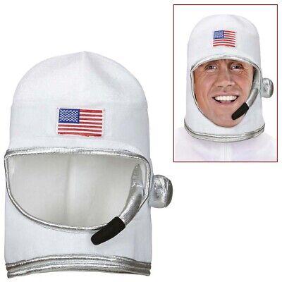ASTRONAUTEN HELM # Karneval Raumfahrer Kosmonauten Weltraum Alien Kostüm (Raum Alien Kostüm)
