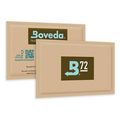 Boveda 2-Way Humidity Control 72% (60 gram) - Pack 1