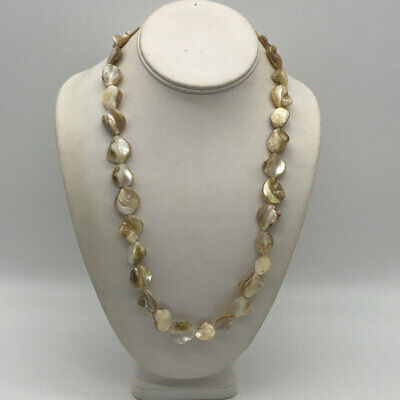 Ivory Freshwater Pearl Necklace Ivory Freshwater Pearl Necklace