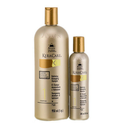 Keracare Hydrating Detangling Shampoo Classic / Sulfate Free