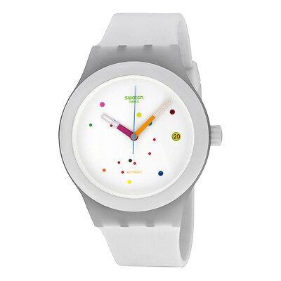 Swatch SISTEM WHITE Unisex Watch SUTW400