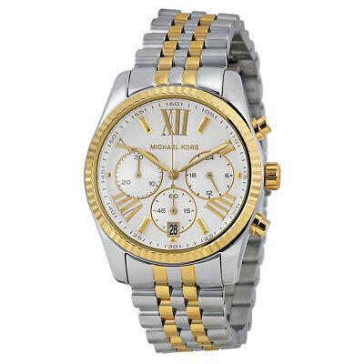Michael Kors MK 5955 Women's Two Tone Lexington Watch