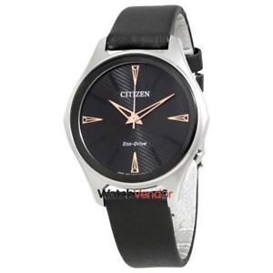 Citizen Eco-Drive Women's Watch EM0591-01E