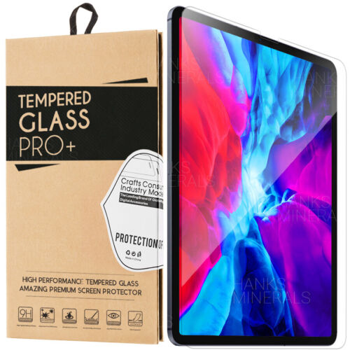 """Tempered Glass Screen Protector For iPad Pro 12.9"""" 2018 2020 3rd 4th Gen"""