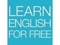 New English Classes - Reserve early!!!