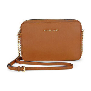 Michael Kors Jet Set Crossbody Women's Leather Bag 32S4GTVC3L