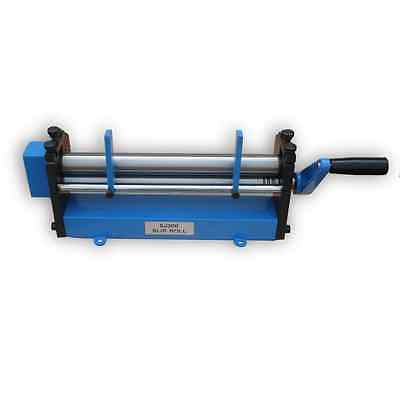 37 Metz Tools bench top compact Sheet Metal working Slip Roll tool machine rolls