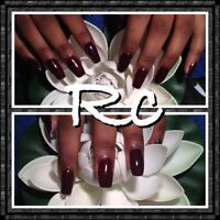 Pose d'ongles 25$