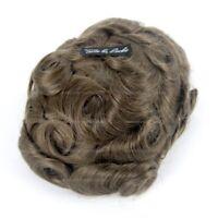 Haarsystem / Toupet, sehr dünne Folie, Ultra Thin Skin, Farbe #18 Hannover - Ricklingen Vorschau
