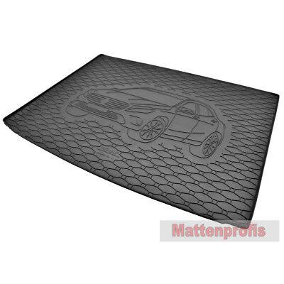 Gummimatte Kofferraumwanne passend für Mercedes GLA X156 ab Bj. 2013 GKK