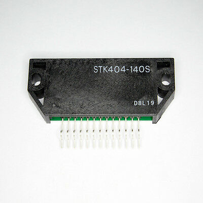 Stk404-140s Heatsinkcfreeship Us Seller Integrated Circuit Ic Semiconductor Chip