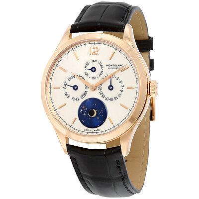 Montblanc Heritage Chronometrie Quantieme Annuel Vasco da Gama Mens Watch 112537