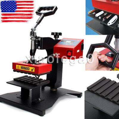6pcs Digital Pen Heat Press Machine For Ball-point Transfer Printing Presser Usa
