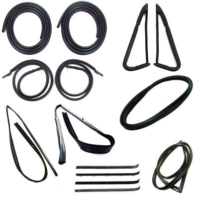 1985 1986 1987 Chevrolet GMC Pickup Truck Complete Weatherstrip Seal Kit New