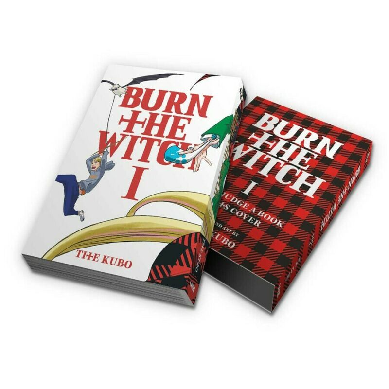 Burn the Witch Manga Volume 1