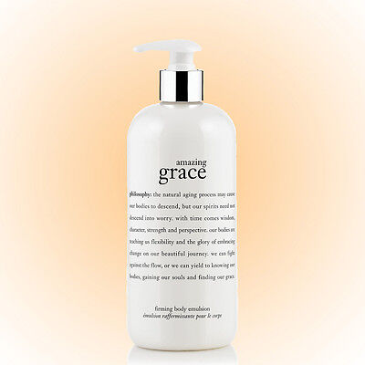Philosophy Pure Grace Perfumed Body Lotion 16 OZ. Pump With Shea Butter New ()