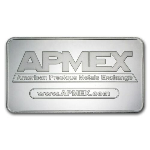 Купить APMEX - 10 oz Silver Bar APMEX - SKU #88929