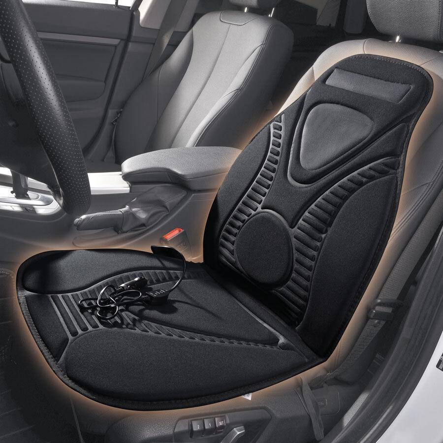 Für Opel Corsa E Beheizbarer Sitzaufleger Sitzauflage Sitzheizung Riga