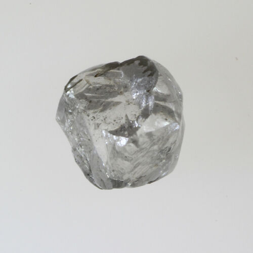 Marvelous White E Color 0.87 Carat VS1 Clarity Beautiful Natural Rough Diamond