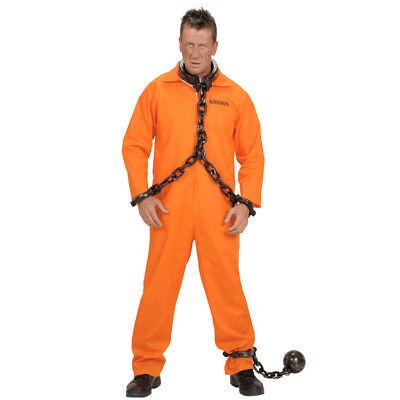 STRÄFLING HERREN KOSTÜM # Karneval Häftling Junggesellenabschied JGA - Häftling Kostüm