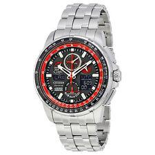 Citizen Skyhawk A-T Chronograph Perpetual Mens Watch JY8059-57E
