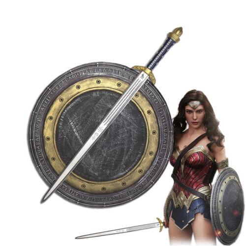 Wonder Woman Cosplay Sword & Shield Polyurethane Foam Cos Prop Halloween