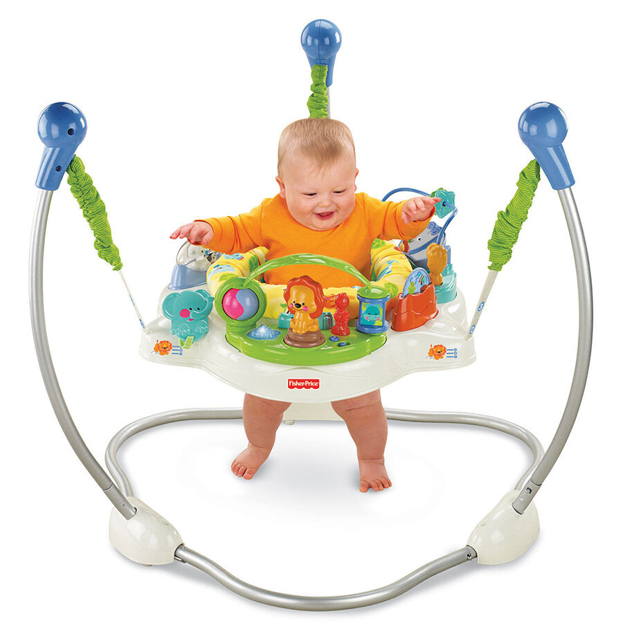 Fisher-Price Animals of the World Jumperoo