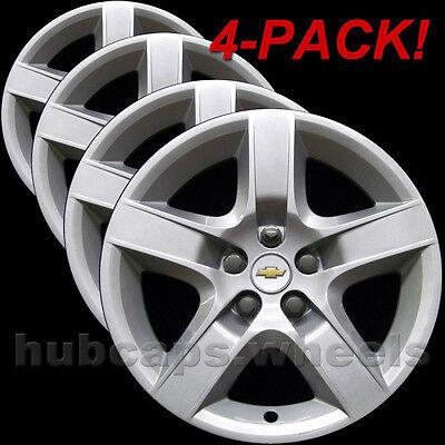 Chevy Malibu 2008-2012 Hubcap Set - GM Factory OEM 3276 Wheel Covers (4-pack)
