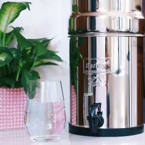 Berkey Water Filter Plus Canada - Free Shipping & 5-10% Off