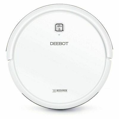 Ecovacs Deebot N79W Multi-Surface Robotic Vacuum Cleaner with App Control, White