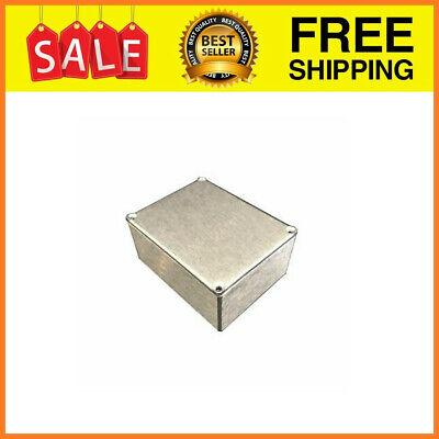 Bud Aluminum Electronics Enclosure Project Box Case Metal Small 5x4x3 Free Ship