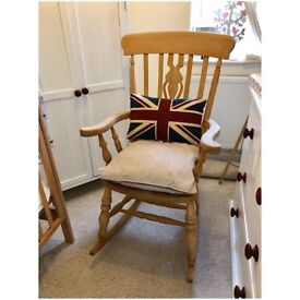 Lovely Rocking Chair