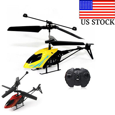 RC 901 2CH Mini rc helicopter Radio Remote Control Aircraft  Micro 2 Channel US