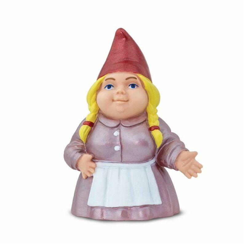 Miniature Dollhouse Fairy Garden Female Gnome - Buy 3 Save $5