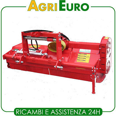 Trinciatrice per trattore media FL 190, trinciasarmenti, trinciaerba, trincia a