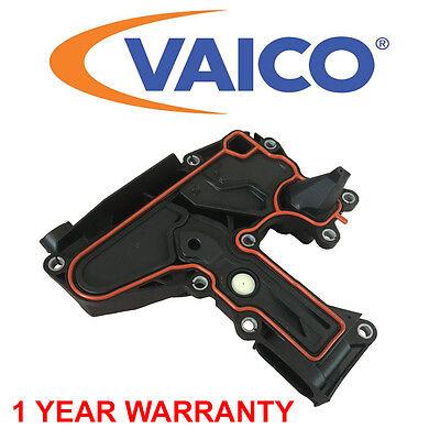 OE VAICO Oil Separator PCV Valve Assembly for Audi A3 A4 A5 VW GTI Eos