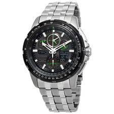 Citizen Skyhawk A-T Eco-Drive Stainless Steel Mens Watch JY8051-59E