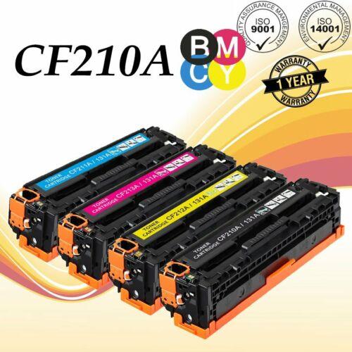MAGENTA Cartuccia di toner per CF213A 131A HP LASERJET PRO 200 COLOR M251nw