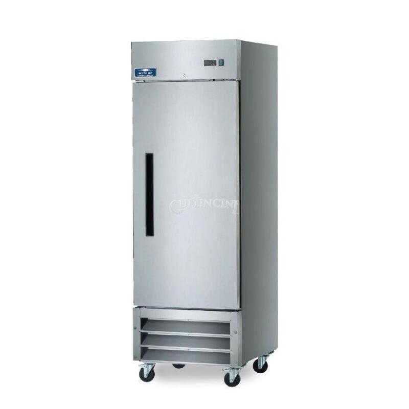 Arctic Air Commercial Freezer, Single Door, Reach In - AF23