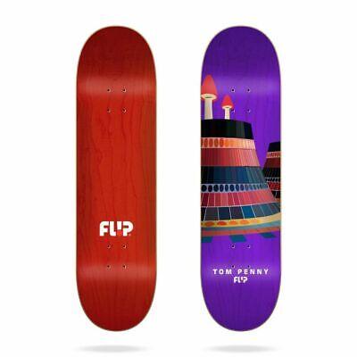 Flip Tom Penny Boarding Pass 8.0 Skateboard Deck