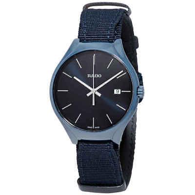Rado True Quartz Blue Dial Men's Watch R27235206